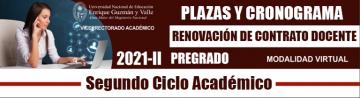 RENOVACIÓN DE CONTRATO 2021-II