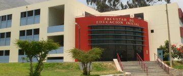 Bienvenidos a la Facultad